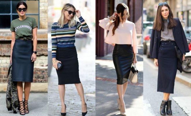 Pencil-Skirts